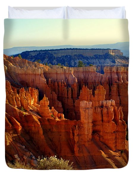 Bryce 3 Duvet Cover by Marty Koch