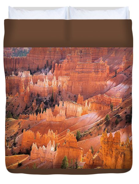 Bryce Glow Duvet Cover
