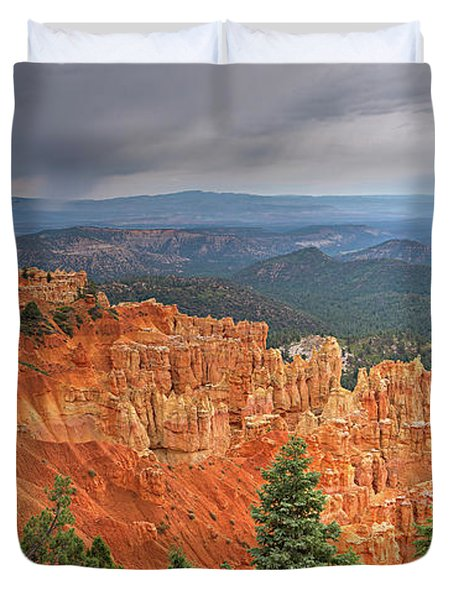 Bryce Squall Duvet Cover