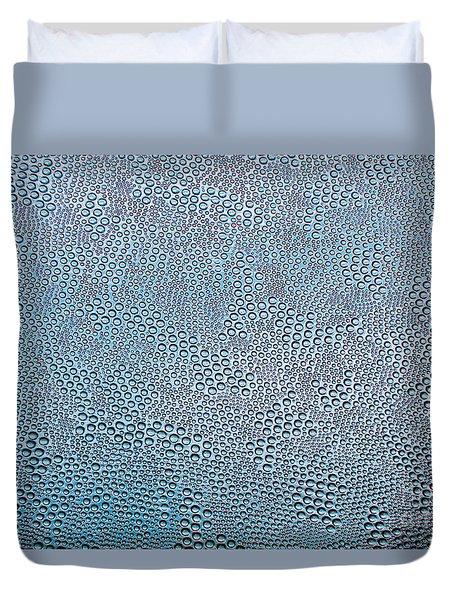 Bubble Glass Dream Duvet Cover