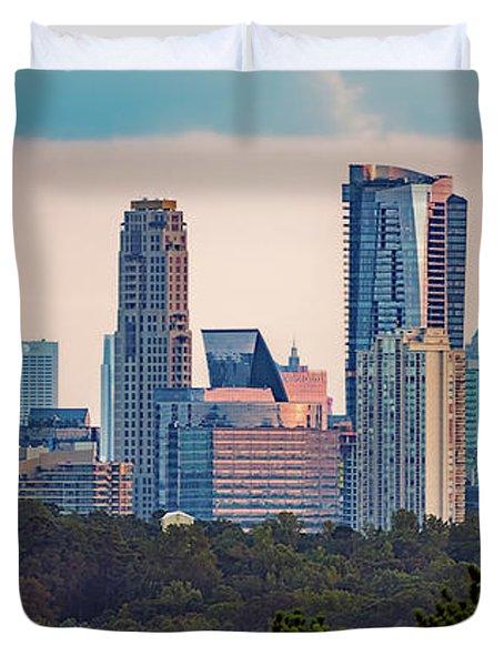Buckhead Atlanta Skyline Duvet Cover