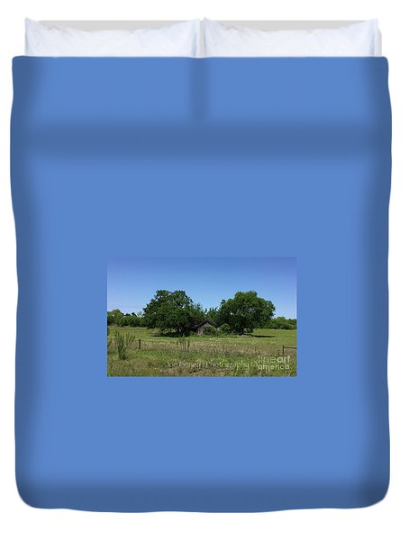 Duvet Cover featuring the photograph Buda Sweet Home - #42116 by Joe Finney