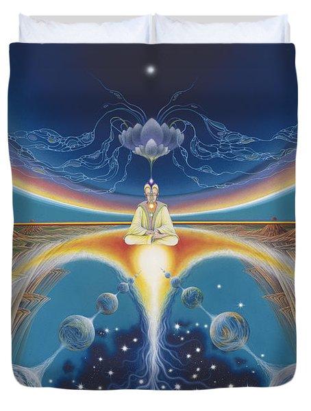 Budhistic Dreams Duvet Cover
