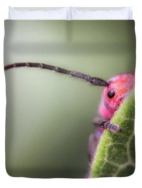 Bug Untitled Duvet Cover
