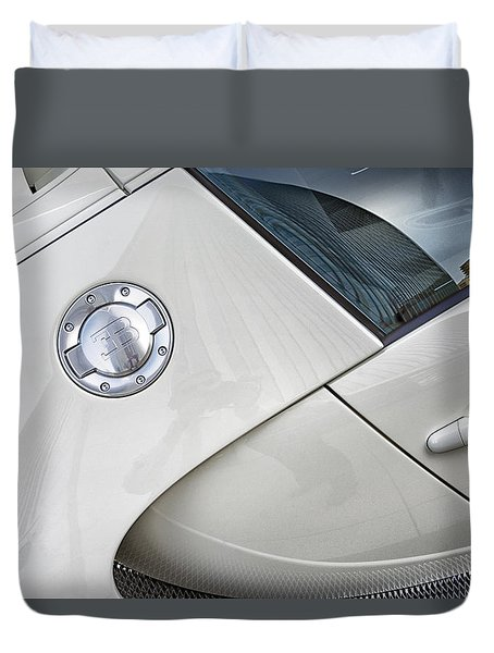 Bugatti-veyron, 258 Mph,super Sport 300 Duvet Cover