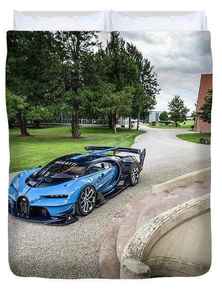 Bugatti Vision Gt Duvet Cover