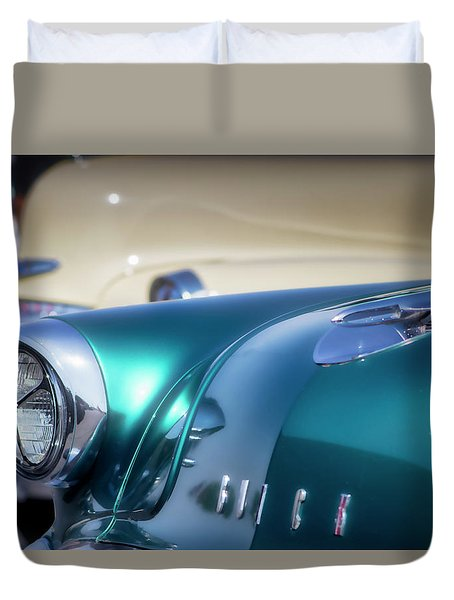 Buick Dreams Duvet Cover
