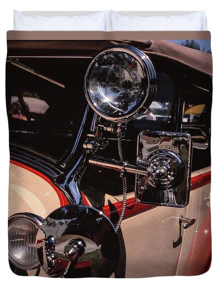 Buick Phaeton Duvet Cover