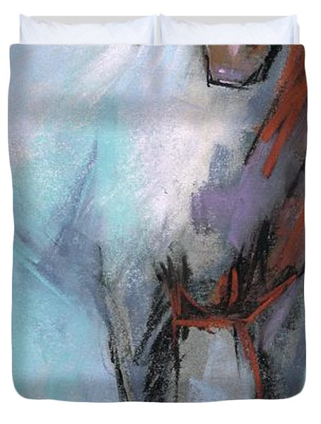 Building Character  Duvet Cover