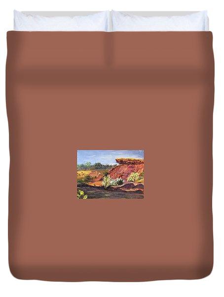 Bullock Reservoir Duvet Cover