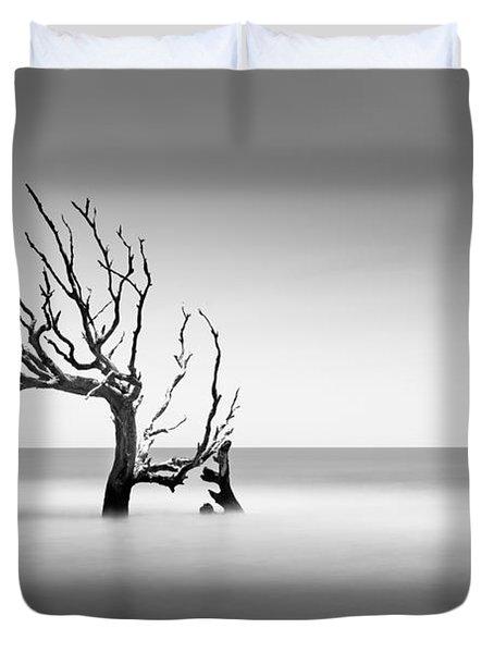 Boneyard Beach  Xiv Duvet Cover