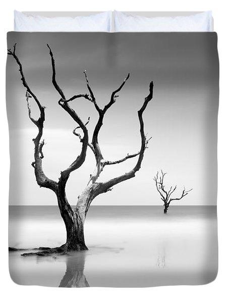 Boneyard Beach Xv Duvet Cover
