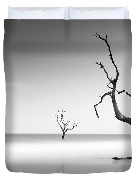 Boneyard Beach Iv Duvet Cover