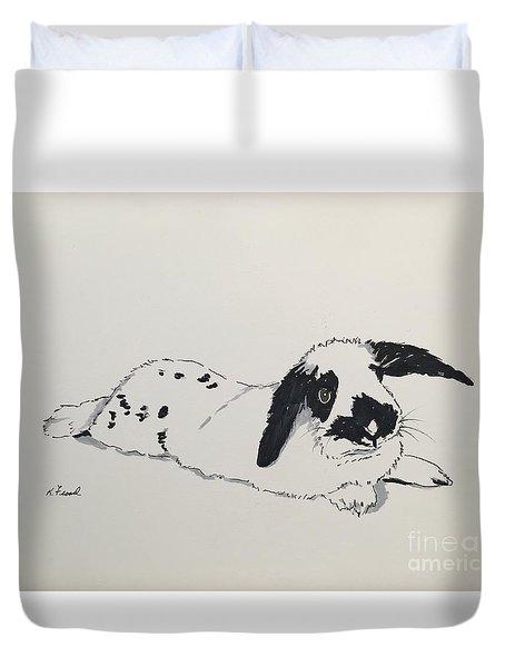 Bunny Duvet Cover