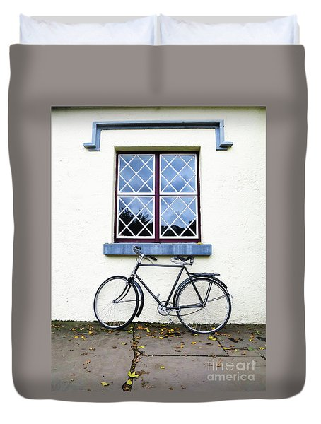 Bunratty Bike Duvet Cover
