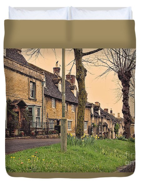 Burford Cotswolds Duvet Cover