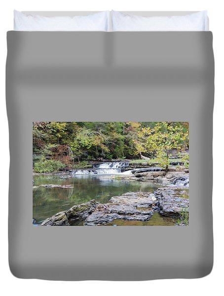 Burgess Falls Duvet Cover