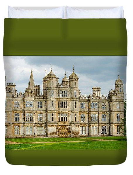 Burghley House Duvet Cover