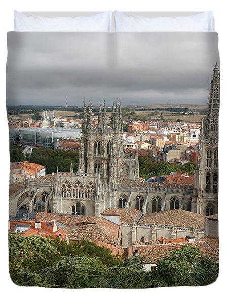 Burgos Duvet Cover