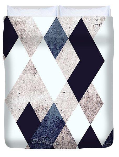 Burlesque Texture Duvet Cover