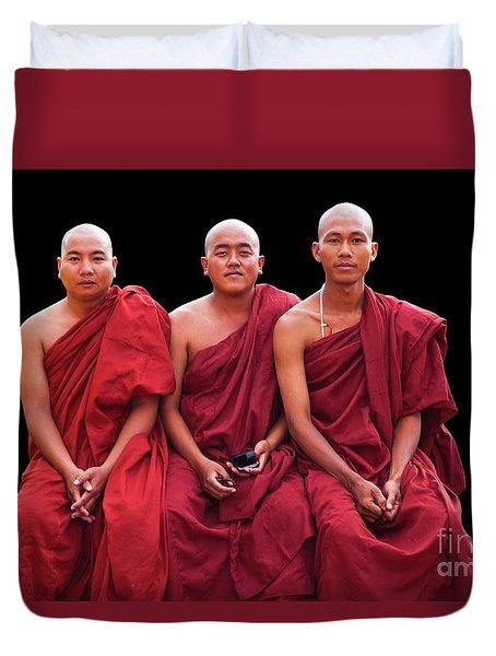 Burma_d1610 Duvet Cover