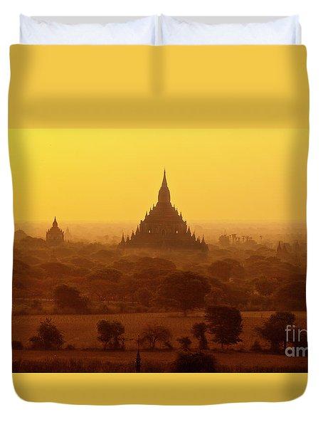 Burma_d2227 Duvet Cover