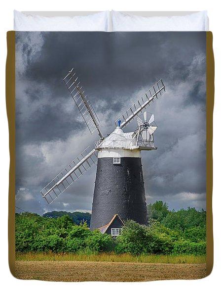 Burnham Overy Mill Duvet Cover by Steev Stamford