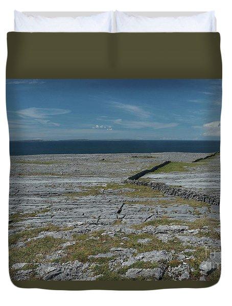 Burren Collection Duvet Cover