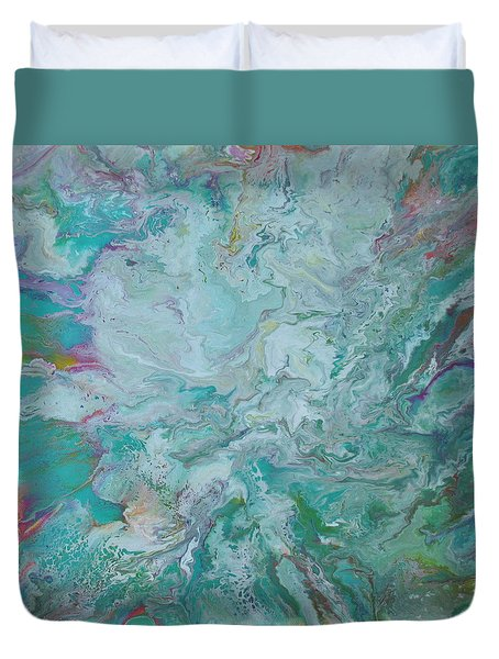 Burst Duvet Cover