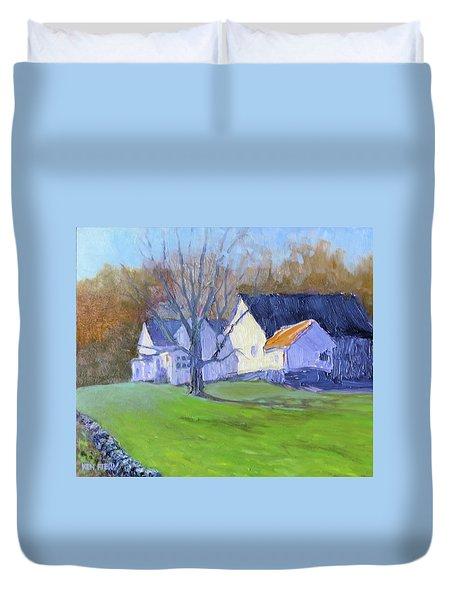 Burton Farm Duvet Cover