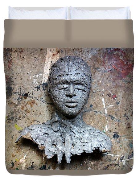 Bust Duvet Cover