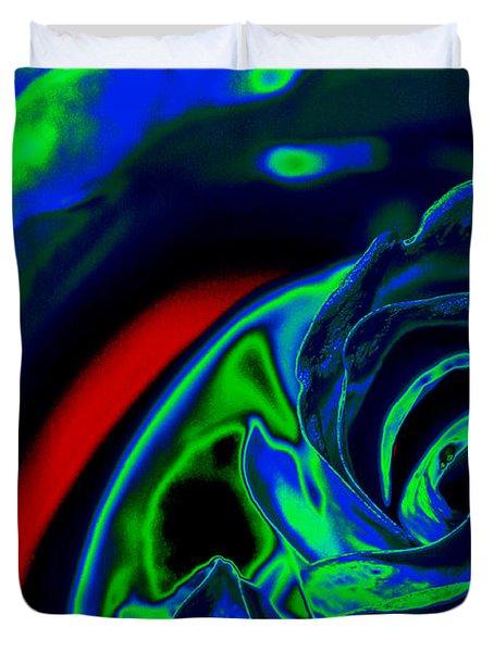 Butler Rose IIi Duvet Cover