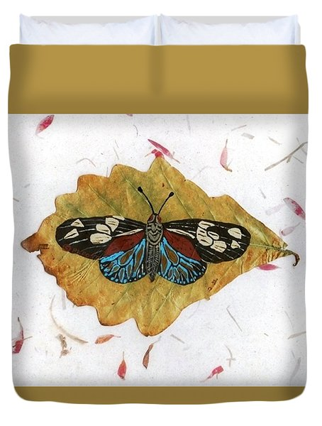 Butterfly #2 Duvet Cover by Ralph Root