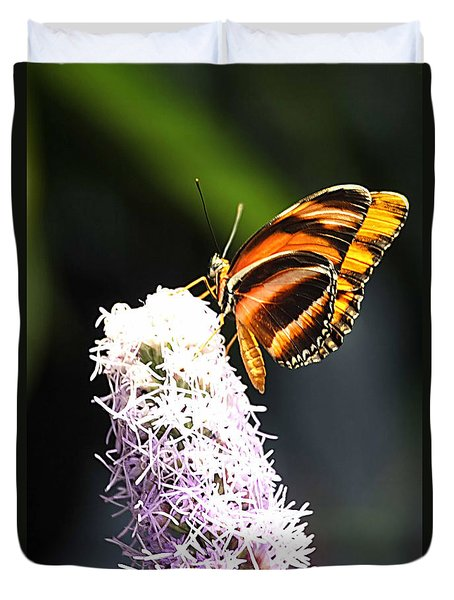 Butterfly 2 Duvet Cover by Tom Prendergast