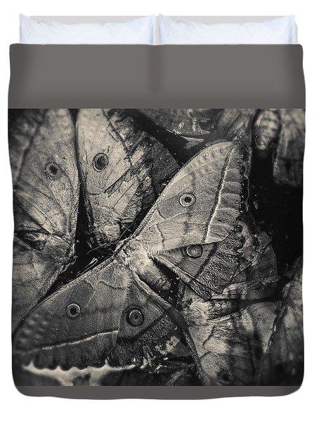 Butterfly #2056 Duvet Cover