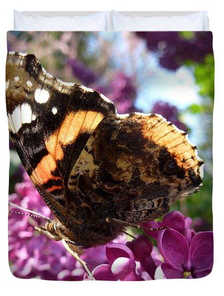 Butterfly 7 Duvet Cover