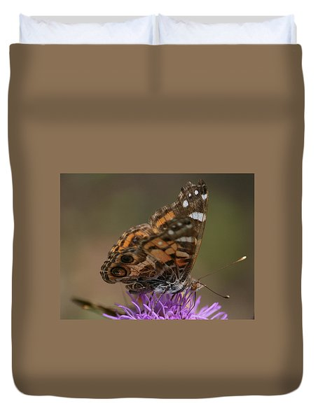Butterfly Duvet Cover by Cathy Harper