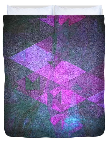 Duvet Cover featuring the digital art Butterfly Dreams by Mimulux patricia no No