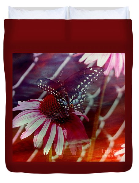 Butterfly Effect Duvet Cover