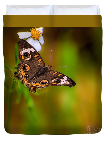 Butterfly One Duvet Cover