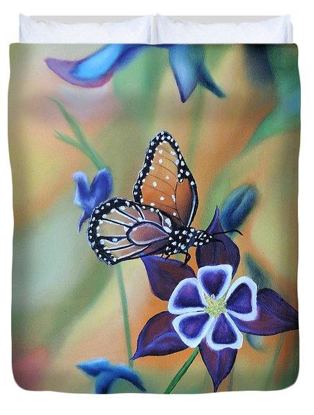 Butterfly Series#4 Duvet Cover