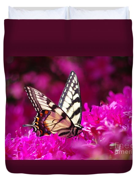 Butterfly1 Duvet Cover