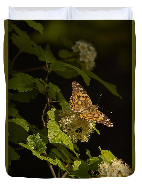 Butterfly2 Duvet Cover