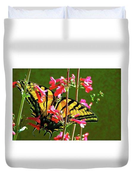 Butterfly's Dream Duvet Cover