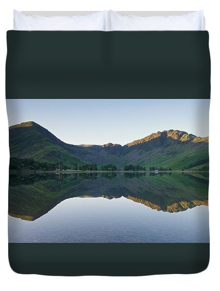 Buttermere Reflections Duvet Cover