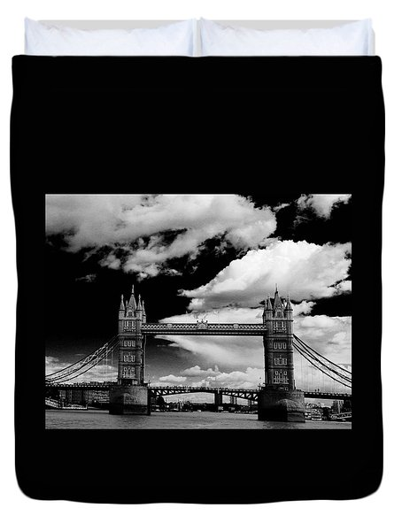 Bw Series Tower Bridge Duvet Cover
