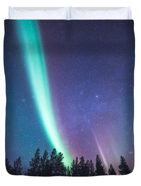 By Jupiter Duvet Cover