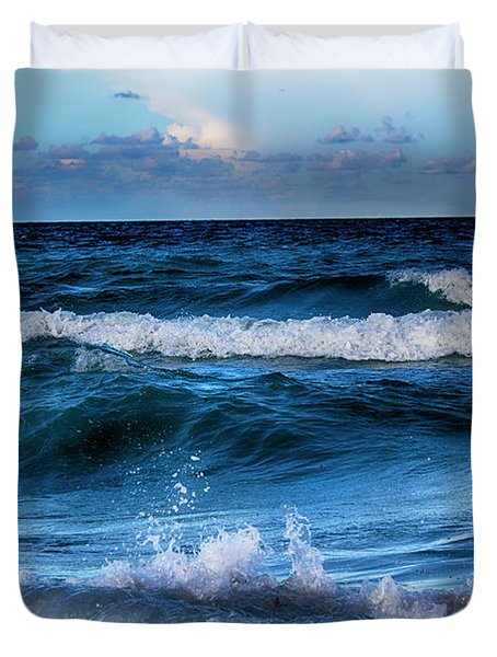 By The Sea Series 03 Duvet Cover