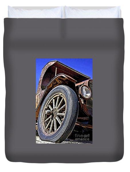 C202 Duvet Cover