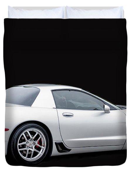 C6 Corvette Duvet Cover